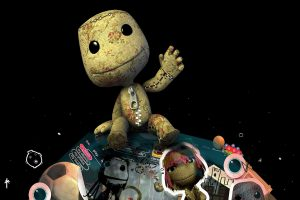 little big planet hd wallpaper