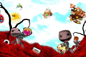 little big planet wallpaper A3