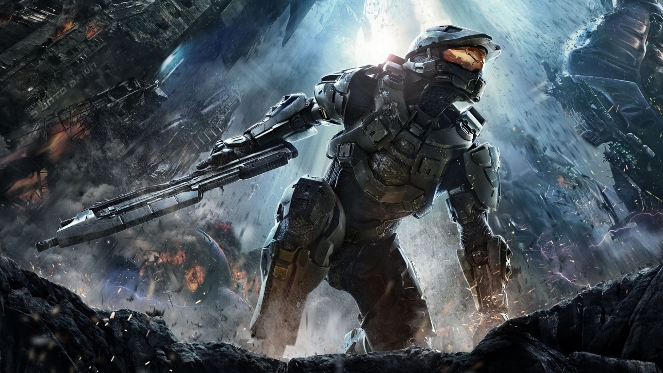 master chief pictures