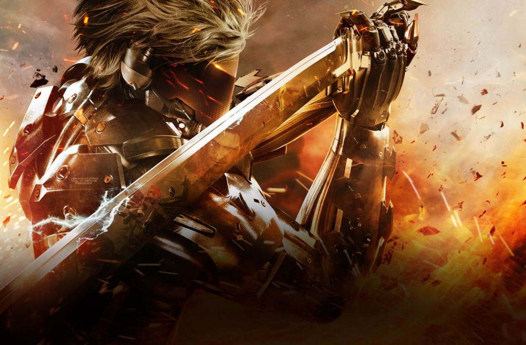 metal gear rising backgrounds A2