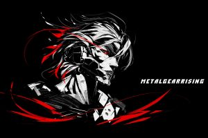 metal gear rising game A1