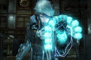 metal gear rising games A1