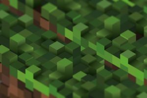 minecraft desktop backgrounds A3