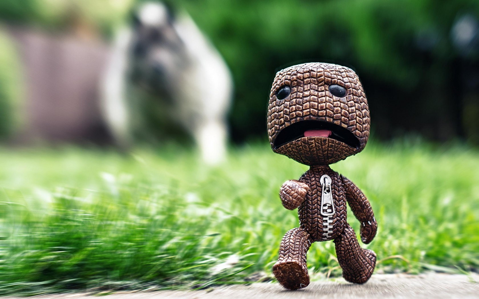 sackboy wallpaper A2