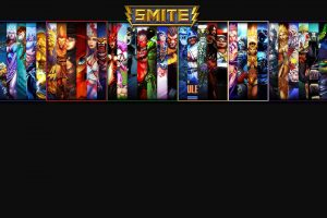 smite wallpapers game
