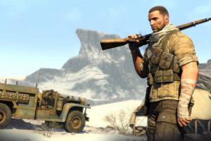 sniper elite backgrounds A3