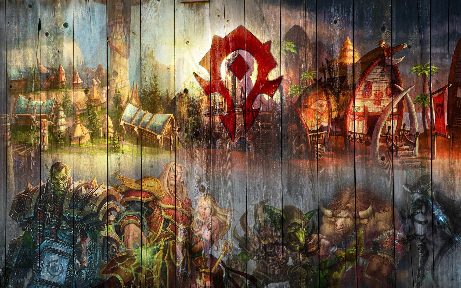world of warcraft wallpaper A2