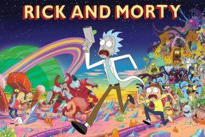 rick and morty hd
