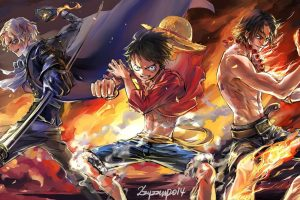 one piece wallpapers hd 4k 8