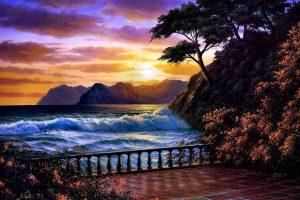sunset wallpapers hd 4k 12